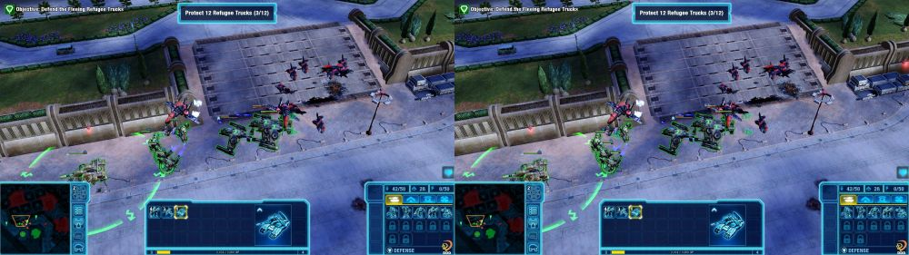 Command & Conquer 4 in 3D