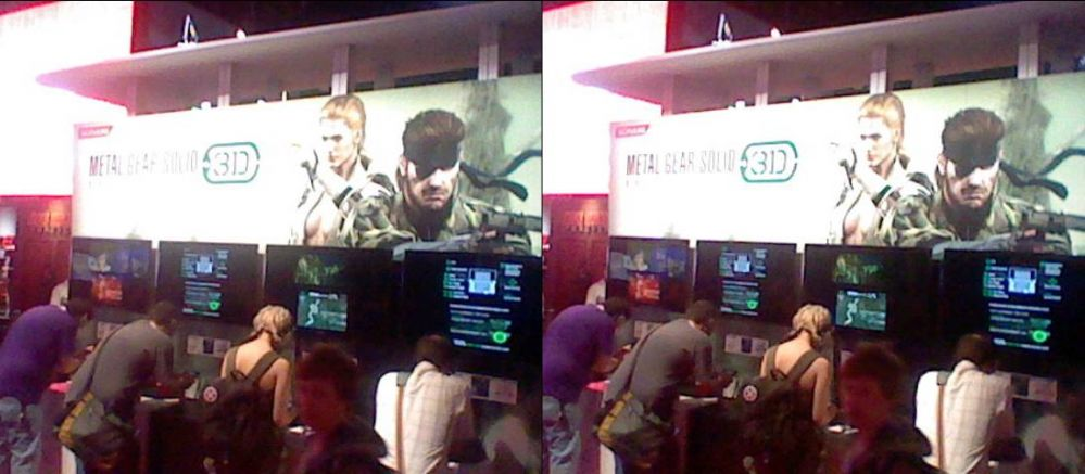 Konami E3 Exhibit