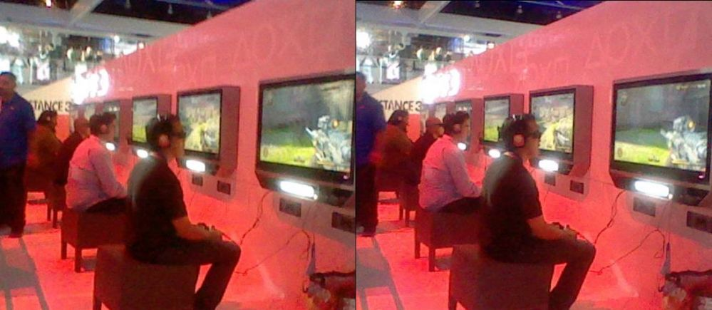 Sony Exhibit at E3