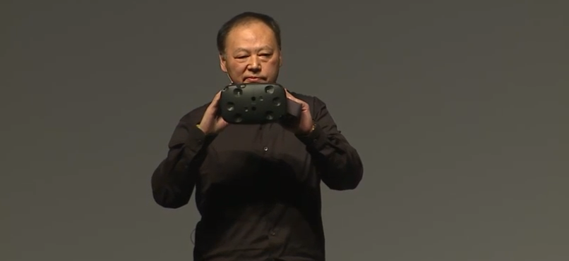 HTC CEO Peter Chou, Sourced from Techcrunch