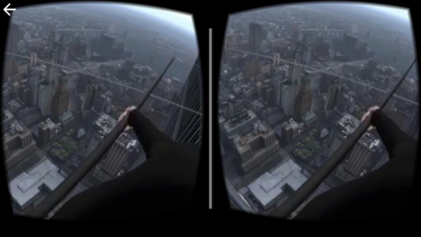 The Walk VR Experience