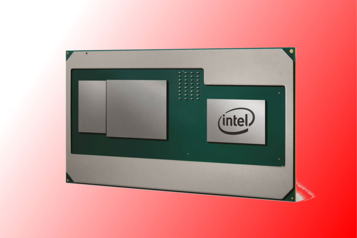 Intel / AMD Hybrid Chip