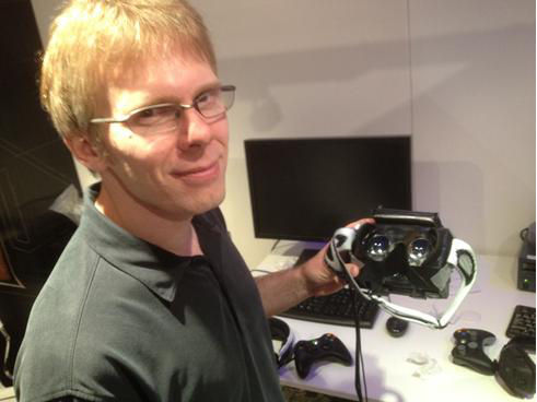 John Carmack, Co-Founder Id Software