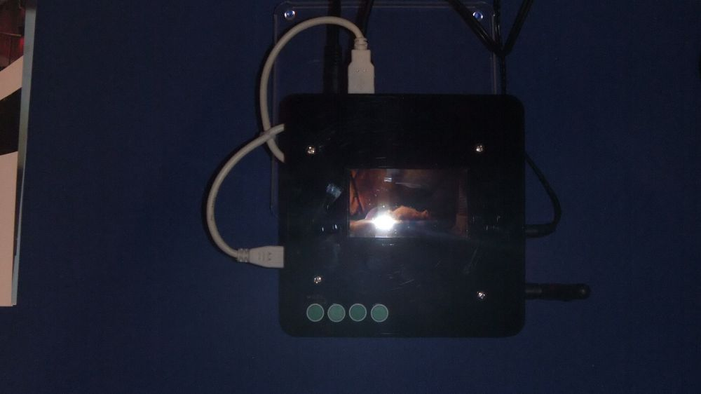 MasterImage Auto Stereoscopic Prototype