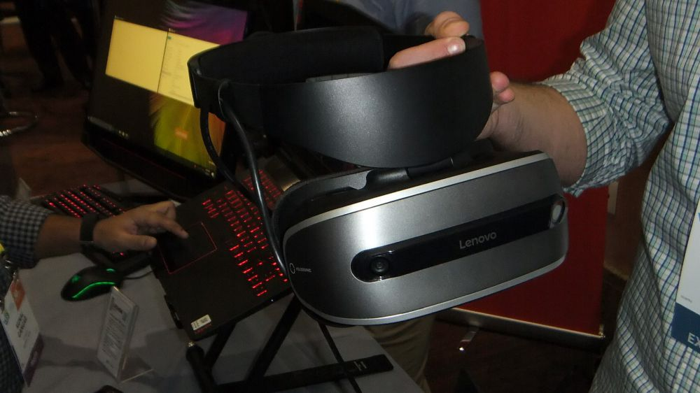 Lenovo Mixed Reality HMD