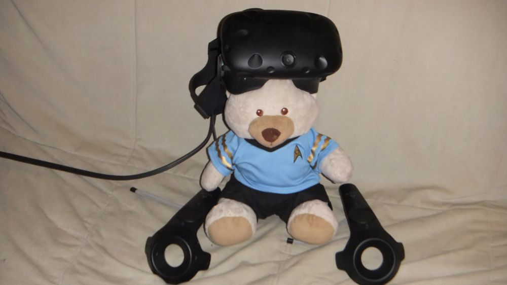 First Officer Browny Bear