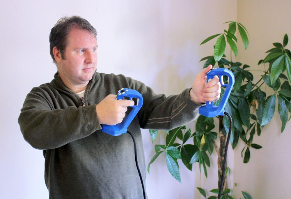 William Provancher, Tactical Haptics
