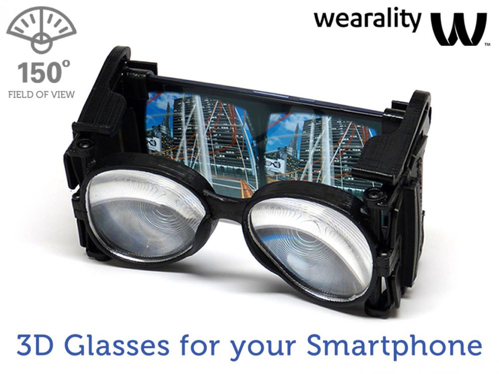 Wearality Glasses