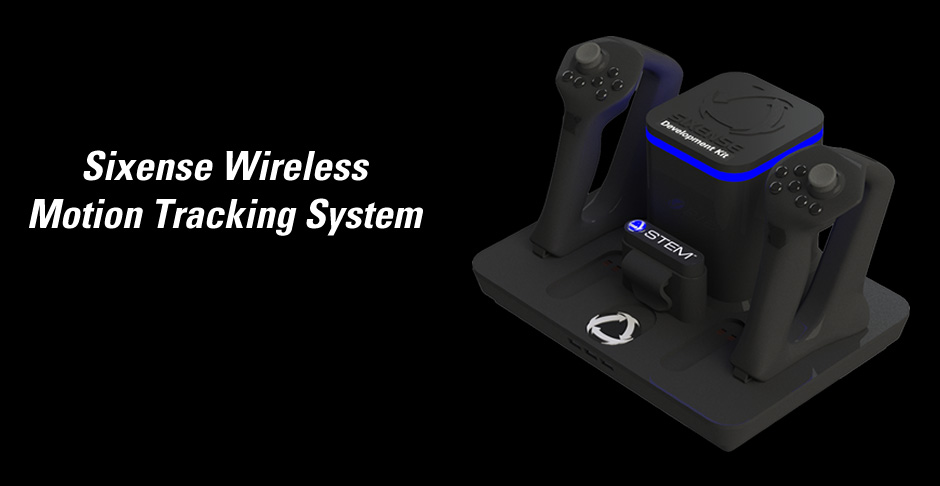 Sixense Wireless Motion Controller