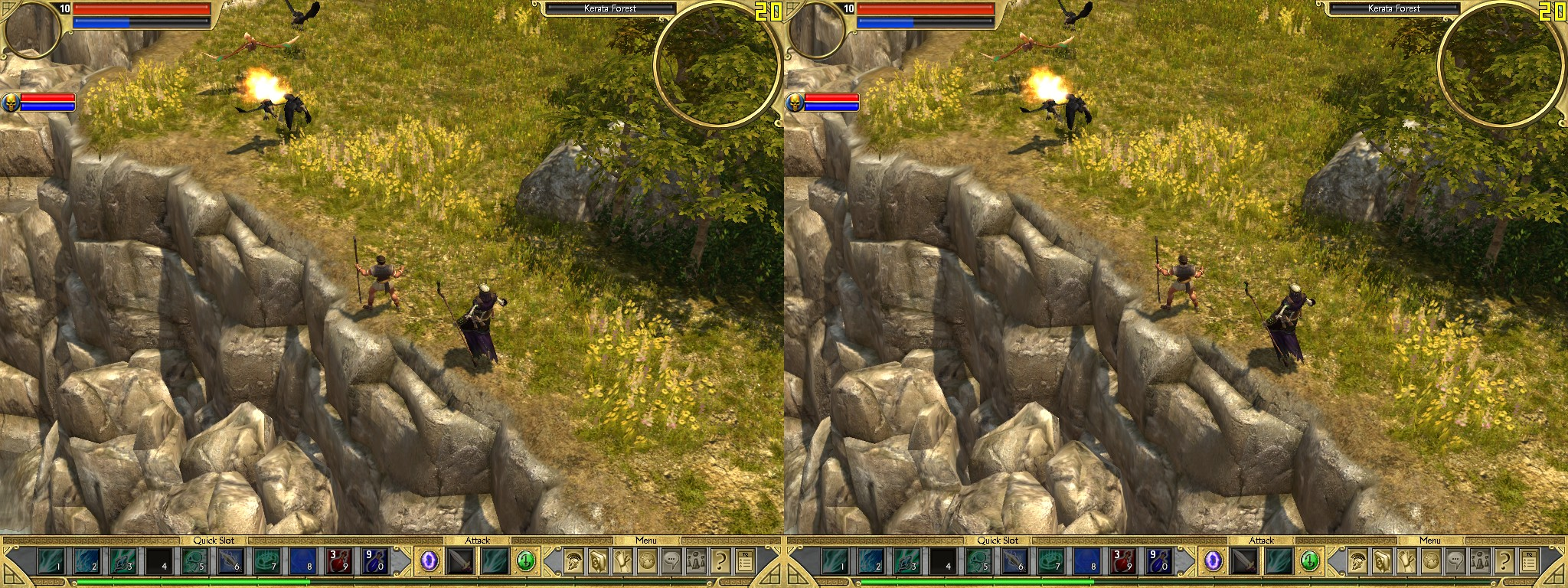 Titan quest frau nud fucks download