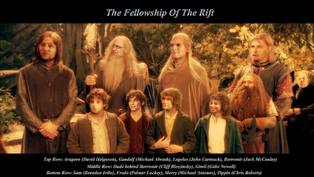 Fellowship of The Rift