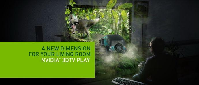 3DTV Play Logo