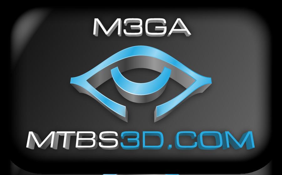 MTBS' 3D Game Analyzer Logo