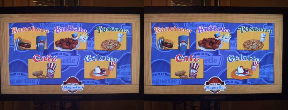 Magnetic 3D Sample Screen