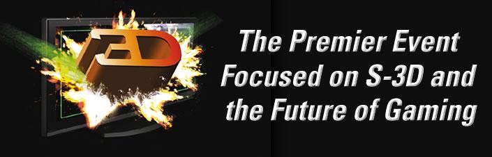 3D Gaming Summit Logo