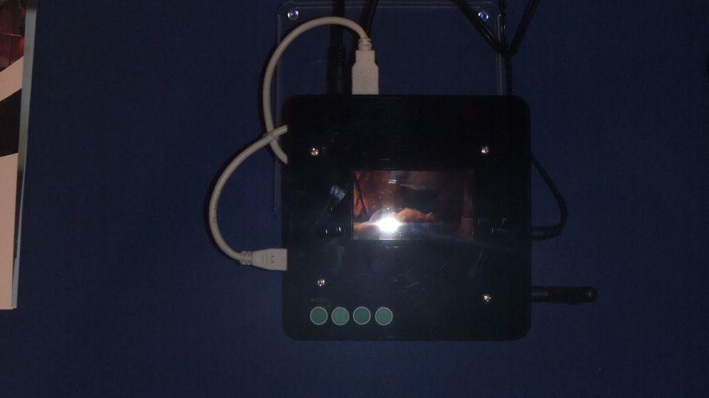 MasterImage Auto Stereoscopic Prototype