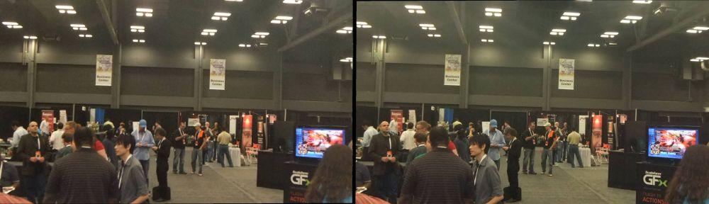 GDC Online Exhibit Floor
