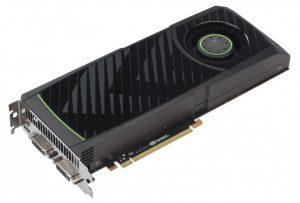 Nvidia GTX580