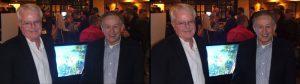 Entertainment Experience: Jim Sullivan (left), David Monks (right)