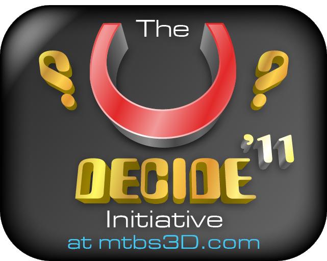 U-Decide 2011 Logo