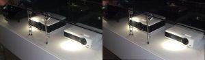 Samsung 3D Projectors at CES 2011
