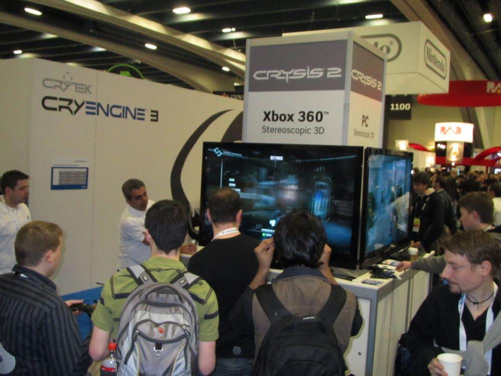 CryEngine 3 at GDC 2011
