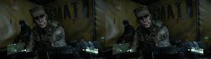 Crysis 2 on PC (2D+Depth)