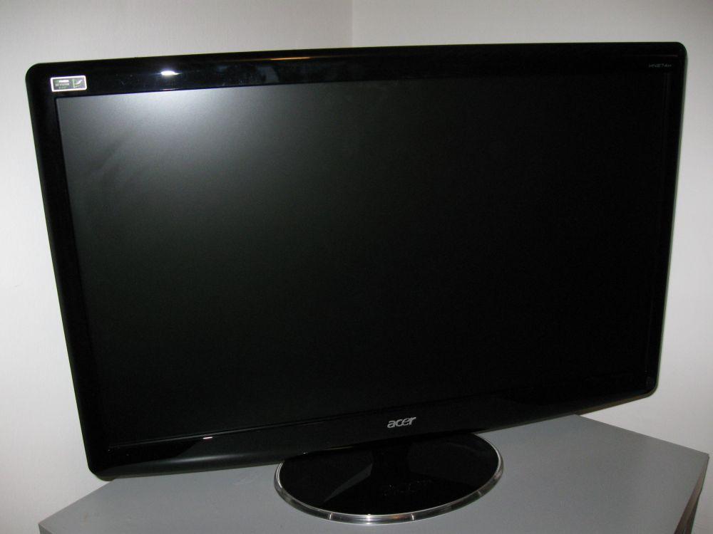 "Acer HN274H 27"" 3D monitor"