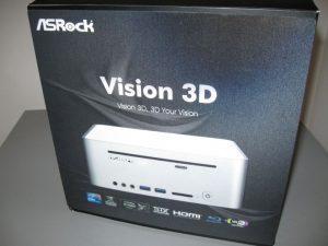 ASRock Vision 3D HTPC