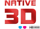 Native 3D Logo