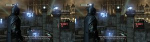 Batman Arkham City in 3D