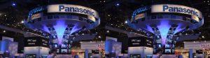 Panasonic's CES 2012 Exhibit