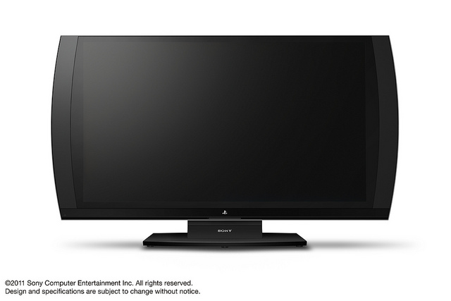 "Sony PS3 24"" 3D Display"