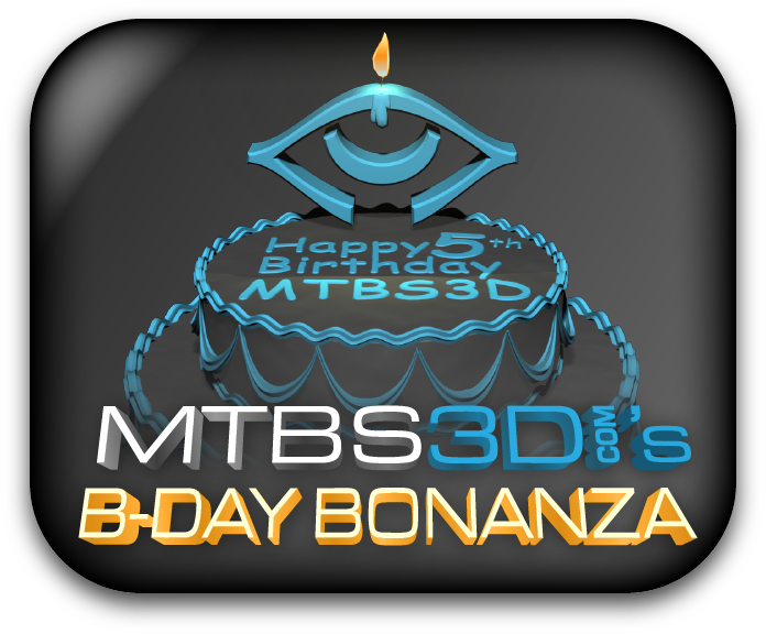 MTBS' Birthday Bonanza Contest