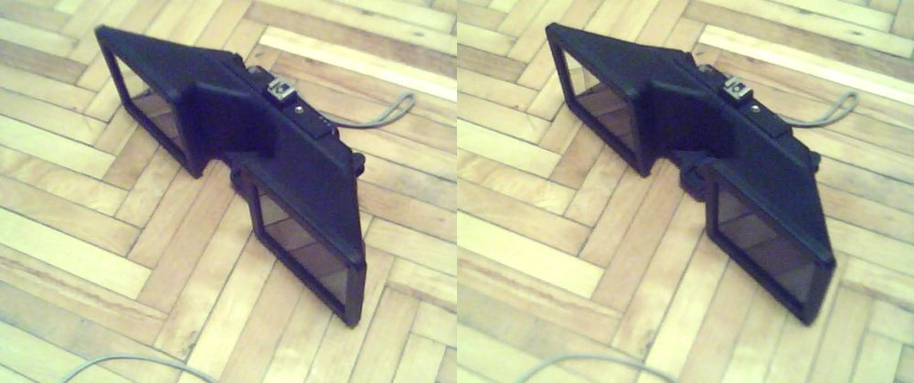 Stereo Base Extender For Fuji W3
