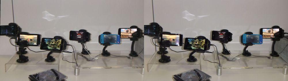 Power VR Display at GDC 2012