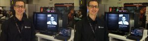 Virgile Delporte - VP Marketing and Business Development, Soft Kinetic at GDC 2012