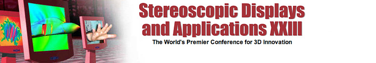 Stereoscopic Displays and Applications Conference