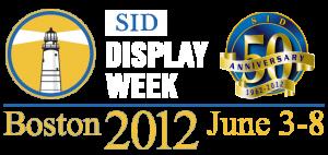 Display Week 2012