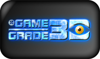 GameGrade3D Logo
