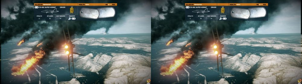 Battlefield 3 in Stereoscopic 3D...FINALLY!