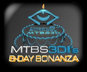 MTBS' Birthday Bonanza Logo