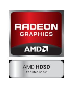 AMD HD3D Logo