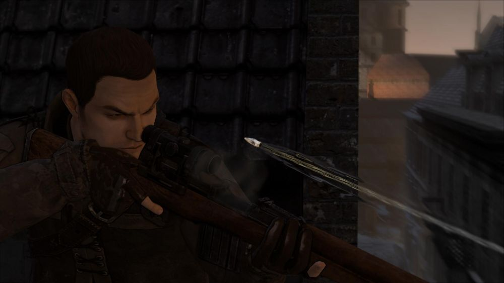 Sniper Elite V2 Reviewed in 3D!