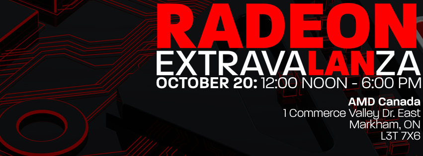 AMD ExtravaLANza