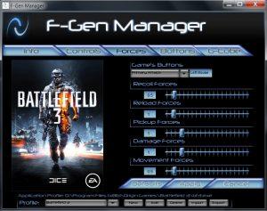 Novint F-Gen Forces Console
