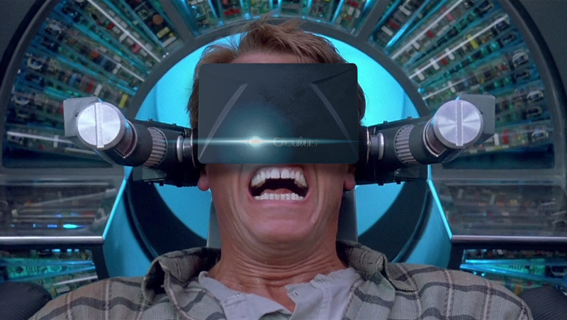 Oculus Recall by MTBS Member Boll