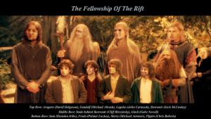 Fellowship of The Rift