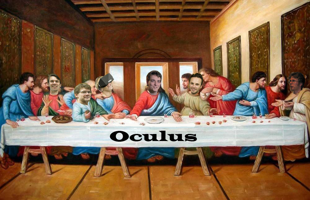 The First Oculus