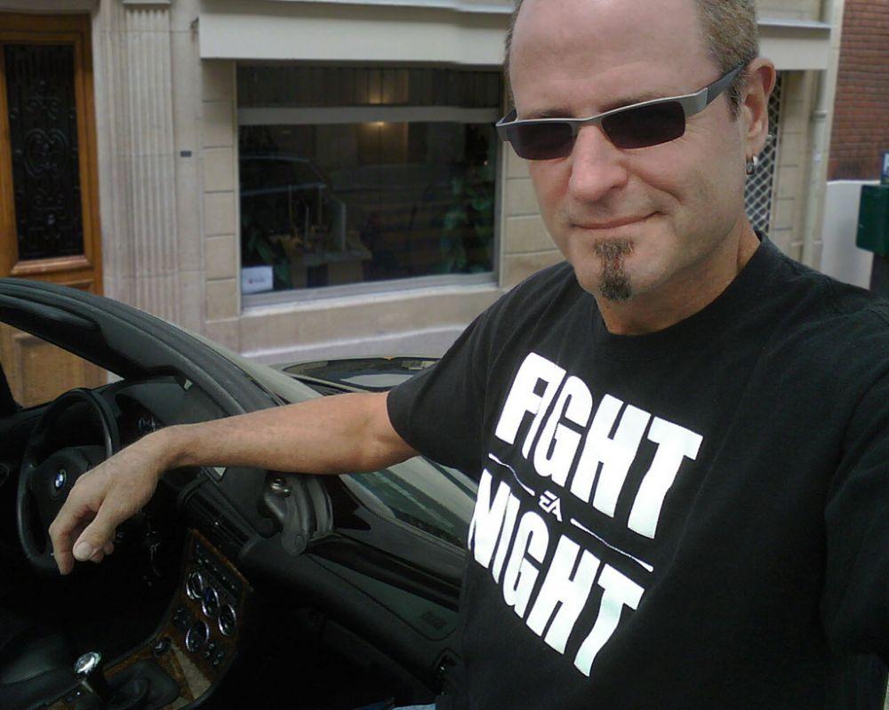 Frank Vitz, Creative Director for DICE